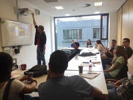 İspanya'da Üniversite Hazırlık